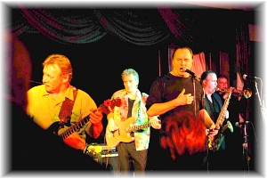 the Legendary Downchild Blues Band